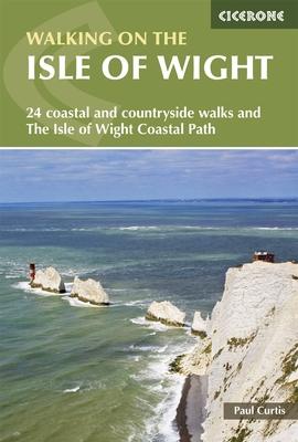 Walking on the Isle of Wight 9781852848736  Cicerone Press   Wandelgidsen Zuidoost-Engeland, Kent, Sussex, Isle of Wight