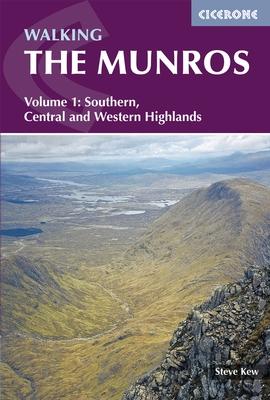 Walking the Munros: vol. 1 9781852848750  Cicerone Press   Wandelgidsen de Schotse Hooglanden (ten noorden van Glasgow / Edinburgh)