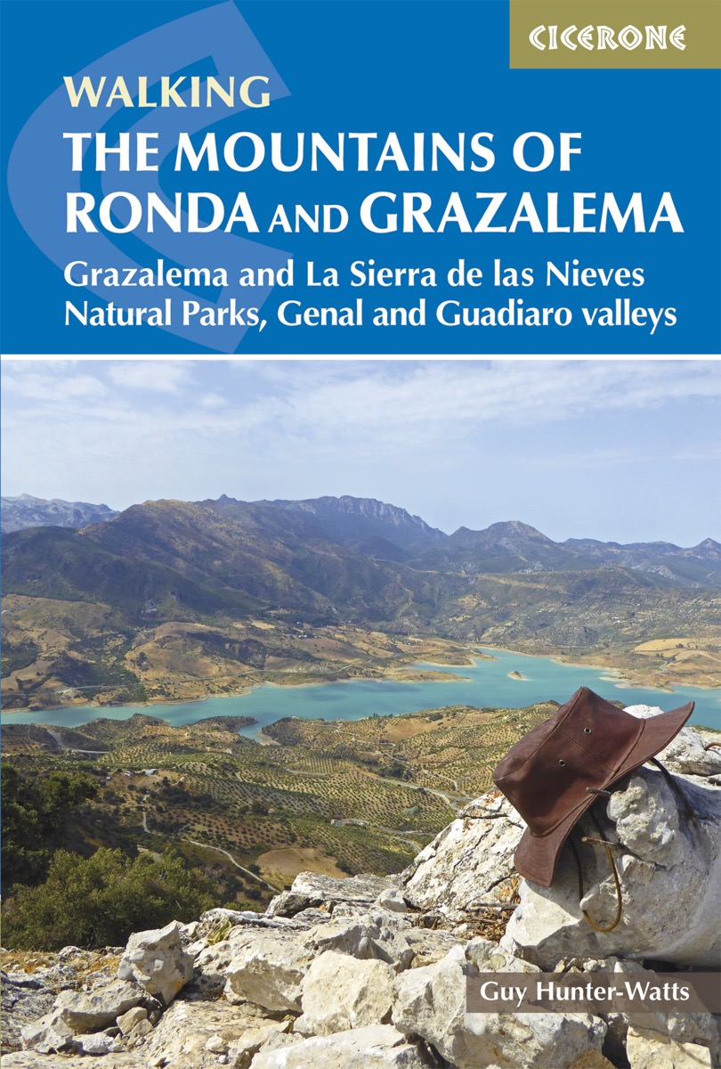 The Mountains of Ronda and Grazalema 9781852848927  Cicerone Press   Wandelgidsen Andalusië