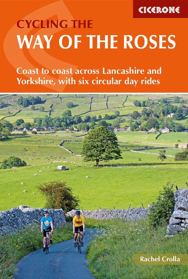 Cycling the Way of the Roses 9781852849122  Cicerone Press   Fietsgidsen, Meerdaagse fietsvakanties Northumberland, Yorkshire Dales & Moors, Peak District, Isle of Man