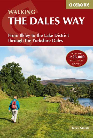 The Dales Way | wandelgids 9781852849436 Terry Marsh Cicerone Press   Meerdaagse wandelroutes, Wandelgidsen Northumberland, Yorkshire Dales & Moors, Peak District, Isle of Man