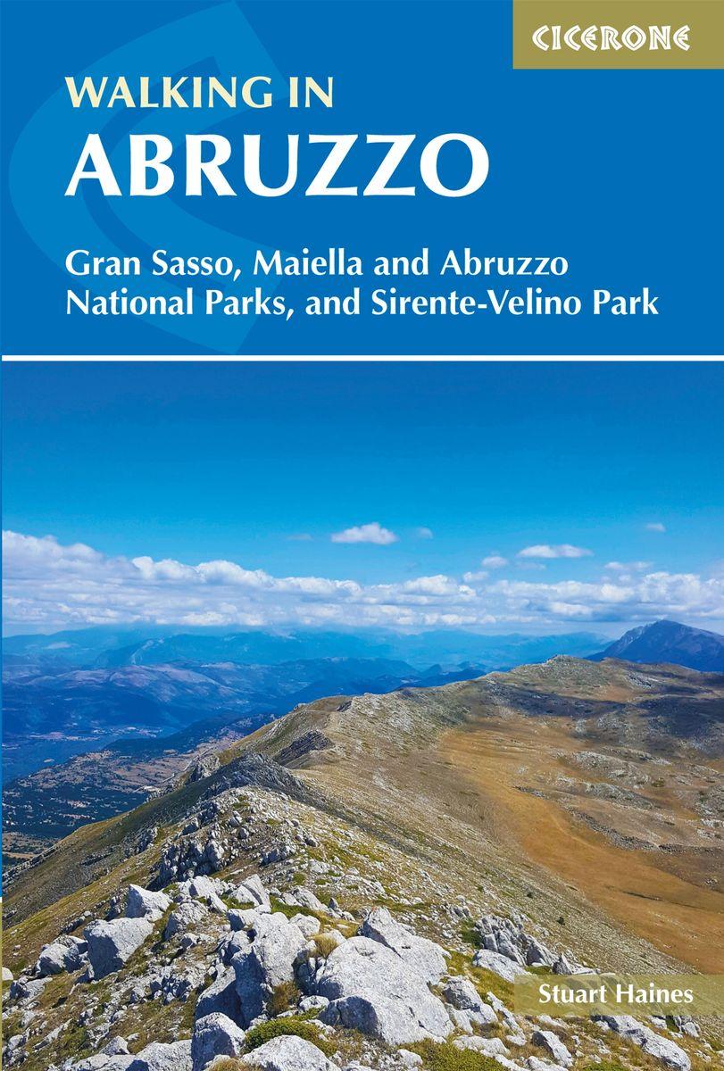 Walking in Abruzzo 9781852849788  Cicerone Press   Wandelgidsen Abruzzen en Molise