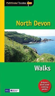 Pathfinder North Devon Coast & Heartland : Walks 9781854585530  Crimson Publishing / Ordnance Survey Pathfinder Guides  Wandelgidsen Zuidwest-Engeland, Cornwall, Devon, Somerset, Dorset