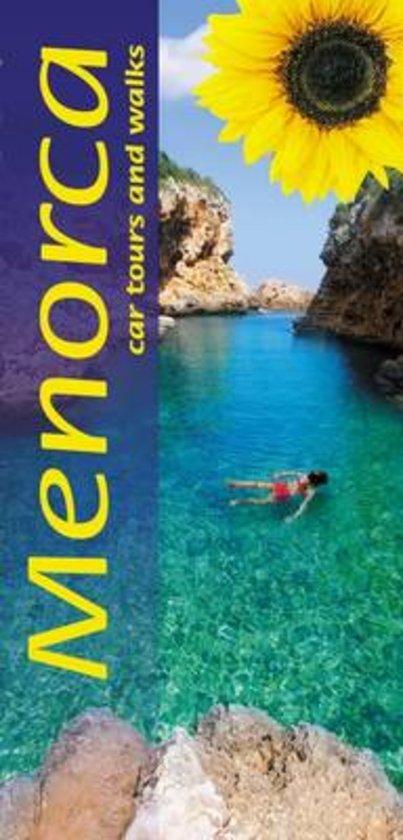 Sunflower Menorca | wandelgids 9781856914574  Sunflower Landscapes  Wandelgidsen Menorca