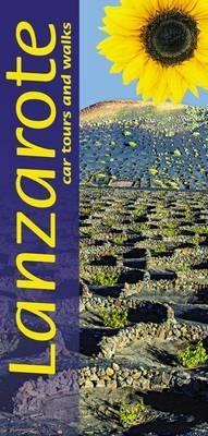 Sunflower Lanzarote | wandelgids 9781856914604 Noel Rochford Sunflower Landscapes  Wandelgidsen Lanzarote