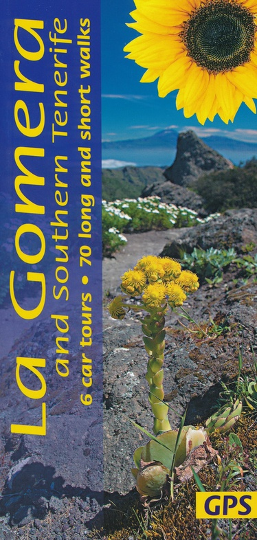 Sunflower La Gomera and Southern Tenerife | wandelgids 9781856915045  Sunflower Landscapes  Wandelgidsen La Gomera, Tenerife
