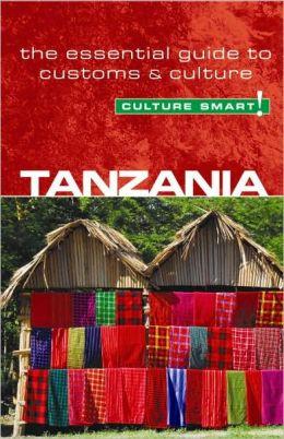Tanzania Culture Smart 9781857334838  Kuperard Culture Smart  Landeninformatie Tanzania, Zanzibar