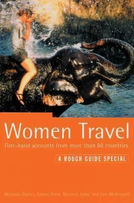 Women Travel 9781858284590  Rough Guide Rough Guides/Special  Reisgidsen