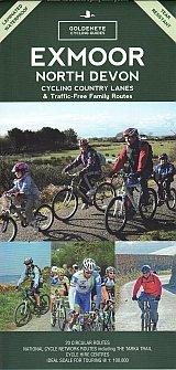 Exmoor North Devon 1:100.000 9781859652244  Goldeneye   Fietskaarten Zuidwest-Engeland, Cornwall, Devon, Somerset, Dorset