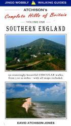 Southern England walking guide 9781873665039  Jingo Wobbly   Wandelgidsen Groot-Brittannië