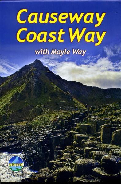 Causeway Coast Way; Moyle Way 9781898481379  Rucksack Readers   Meerdaagse wandelroutes, Wandelgidsen Belfast, Ulster