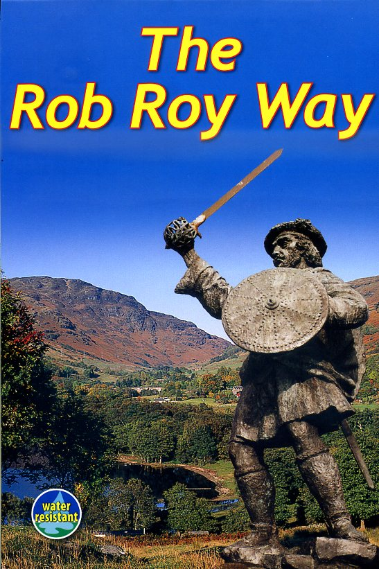 The Rob Roy Way 9781898481478  Rucksack Readers   Meerdaagse wandelroutes, Wandelgidsen de Schotse Hooglanden (ten noorden van Glasgow / Edinburgh)