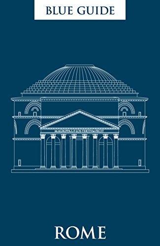 Blue Guide Rome + Environs 9781905131723  Blue Guide Blue Guides  Reisgidsen Rome, Lazio
