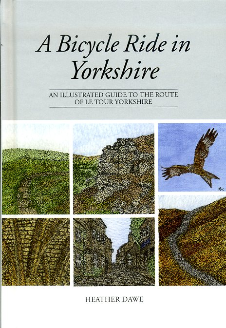 A Bicycle Ride in Yorkshire 9781906148911  Vertebrate Publishing   Fietsgidsen, Meerdaagse fietsvakanties Northumberland, Yorkshire Dales & Moors, Peak District, Isle of Man