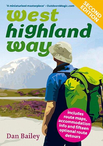 West Highland Way 9781907025389  Pocket Mountains Ltd   Wandelgidsen de Schotse Hooglanden (ten noorden van Glasgow / Edinburgh)