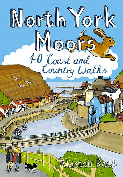 North York Moors 9781907025518 Alastair Ross Pocket Mountains Ltd   Wandelgidsen Northumberland, Yorkshire Dales & Moors, Peak District, Isle of Man