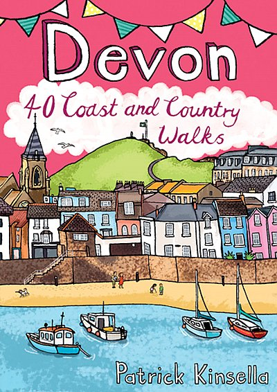 Devon: 40 Coast & Country Walks 9781907025532  Pocket Mountains Ltd   Wandelgidsen Zuidwest-Engeland, Cornwall, Devon, Somerset, Dorset