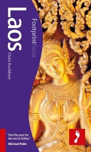 Focus Laos 9781908206886  Footprint Handbooks Footprint Focus Guides  Reisgidsen Indochina
