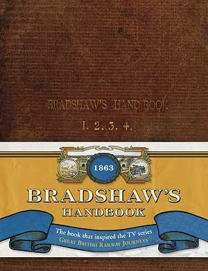 Bradshaw's Handbook 9781908402028  Old House Books Shire Publications  Historische reisgidsen, Reisverhalen Groot-Brittannië
