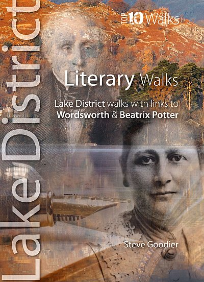 Literary Walks Lake District 9781908632197  Mara Books Top 10 Walks Series  Wandelgidsen Lake District