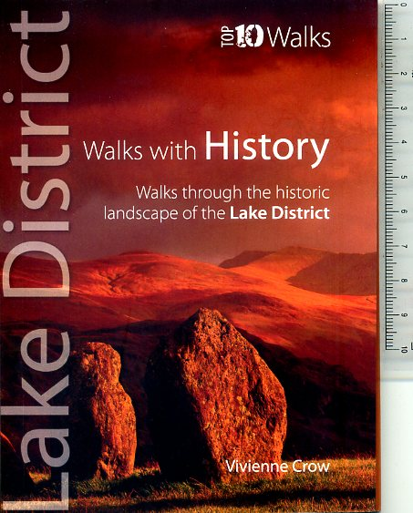 Walks with History 9781908632203  Mara Books Top 10 Walks Series  Wandelgidsen Lake District