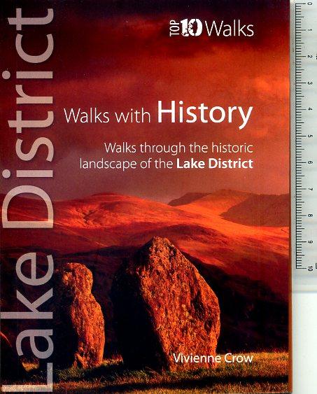 Walks with History 9781908632203  Mara Books Top 10 Walks Series  Wandelreisverhalen Noordwest-Engeland