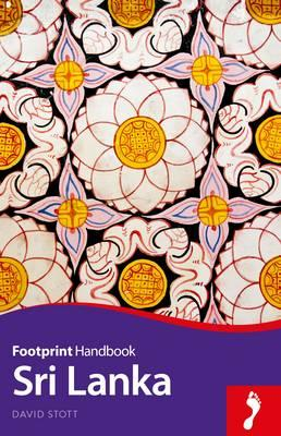 Sri Lanka Handbook 9781910120675  Footprint Handbooks   Reisgidsen Sri Lanka