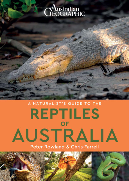 A naturalist's guide to the Reptiles of Australia 9781912081684 Peter Rowland & Chris Farr John Beaufoy   Natuurgidsen Australië