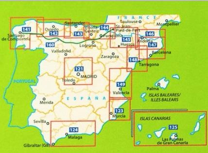 142  Asturias, Costa Verde - zoom 1:150.000 9782067218031  Michelin Michelin Spanje, Zoom  Landkaarten en wegenkaarten Noordwest-Spanje