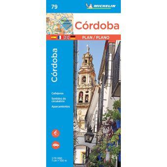 Cordoba 1:10.000 9782067228900  Michelin Stadsplattegronden  Stadsplattegronden Andalusië