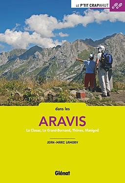 Le p'tit crapahut: Dans les Aravis 9782344013717  Glénat Crapahut  Reizen met kinderen, Wandelgidsen Franse Alpen: noord