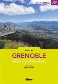 Le p'tit crapahut: Autour de Grenoble 9782344018231  Glénat Crapahut  Reizen met kinderen, Wandelgidsen Franse Alpen: noord
