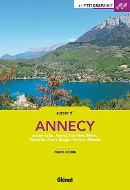 Le p'tit crapahut: Autour d'Annecy 9782344021163  Glénat Crapahut  Reizen met kinderen, Wandelgidsen Franse Alpen: noord