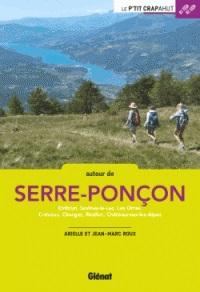 Le p'tit crapahut: Autour de Serre-Ponçon 9782344028230  Glénat Crapahut  Reizen met kinderen, Wandelgidsen Franse Alpen: zuid