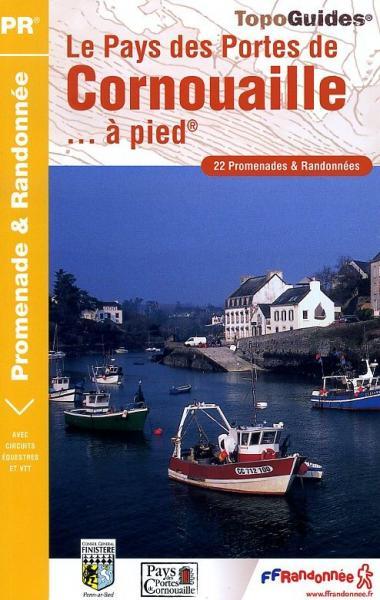 P297 Le Pays des Portes de Cornouaille | wandelgids 9782751401039  FFRP Topoguides  Wandelgidsen Bretagne