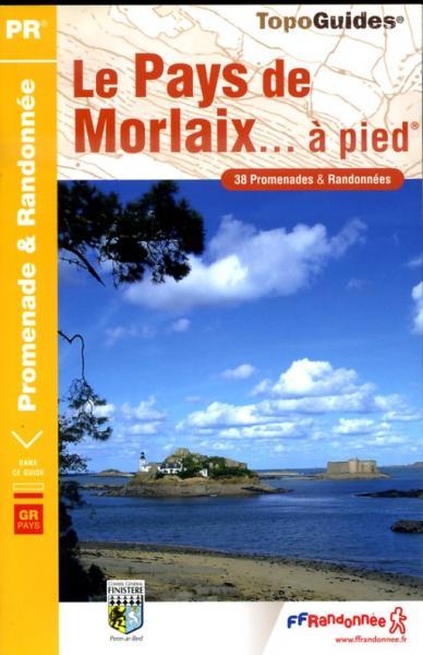 P298  Le Pays de Morlaix | wandelgids 9782751402449  FFRP Topoguides  Wandelgidsen Bretagne