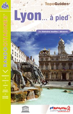 VI08  Lyon à pied 9782751406775  FFRP Topoguides  Wandelgidsen Lyon en omgeving