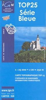 4347OT  Luri, Rogliano, Cap Corse | wandelkaart 1:25.000 9782758528241  IGN IGN 25 Corsica  Wandelkaarten Corsica
