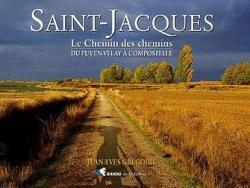 Saint-Jacques, le Chemin des Chemins 9782841822768  Rando Editions   Santiago de Compostela, Wandelgidsen Europa