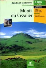 CHA-126  Monts du Cezalier 9782844660213  Chamina Guides de randonnées  Wandelgidsen Auvergne