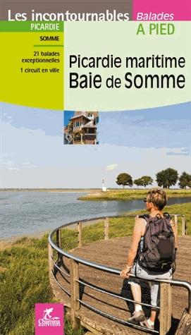 CHA-810 Picardie Maritime 9782844663276  Chamina Guides de randonnées  Wandelgidsen Picardie, Nord