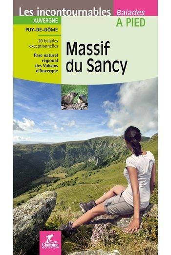 Massif du Sancy 9782844664051  Chamina Guides de randonnées  Wandelgidsen Auvergne