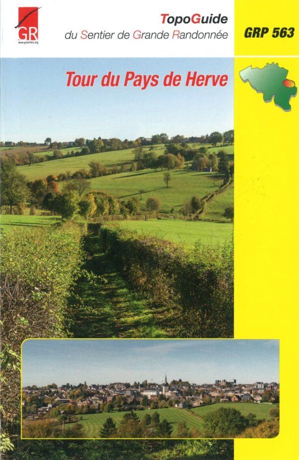 GR-563 Tour du Pays de Herve | wandelgids 9782930488400  Grote Routepaden Topoguides  Meerdaagse wandelroutes, Wandelgidsen Wallonië (Ardennen)