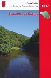 GR-57  Sentiers de l'Ourthe | wandelgids 9782930488417  Grote Routepaden Topoguides  Meerdaagse wandelroutes, Wandelgidsen Wallonië (Ardennen)