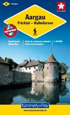 KFW-05  Oberaargau | wandelkaart / overzichtskaart 9783259008072  Kümmerly & Frey Wandelkaarten Zwitserland  Wandelkaarten Basel, Zürich, Noord-Zwitserland