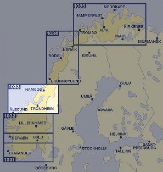KFN-3  Midden-Noorwegen midden 1:335.000 9783259010334  Kümmerly & Frey Cappelens Kart  Landkaarten en wegenkaarten Noorwegen boven de Sognefjord
