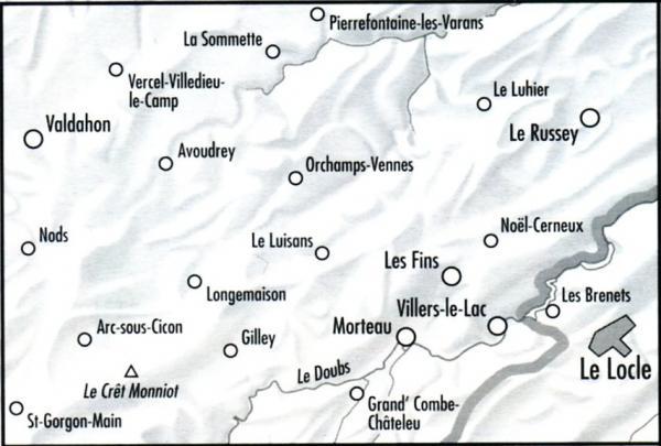 231T Le Locle [1997] 9783302302317  Bundesamt / Swisstopo SAW 1:50.000  Wandelkaarten Berner Oberland, Basel, Jura, Genève