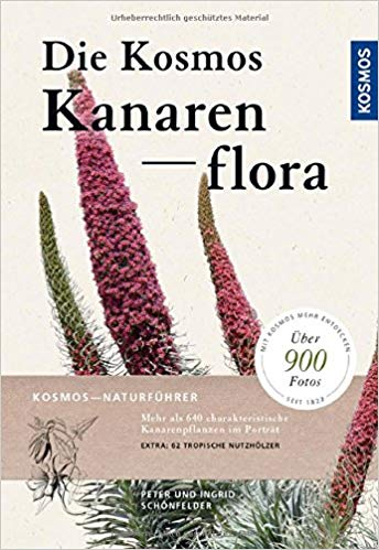 Die Kosmos Kanarenflora 9783440154076  Kosmos (D) Natur Reiseführer  Natuurgidsen, Plantenboeken Canarische Eilanden