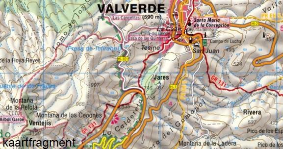 El Hierro 1:30.000 9783707912883  Freytag & Berndt   Wandelkaarten El Hierro