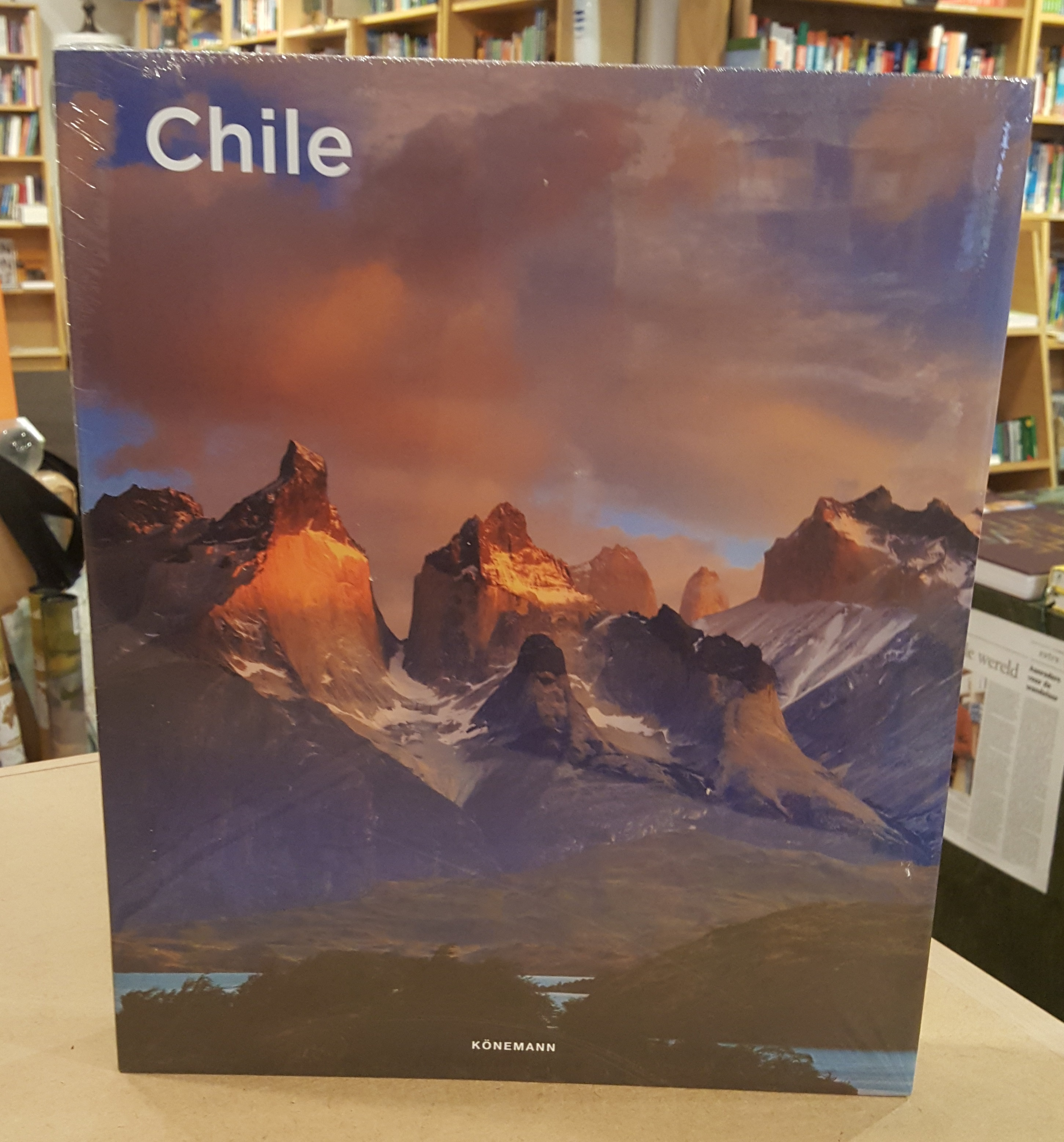 Chile | fotoboek Chili 9783741920196  Könemann   Fotoboeken Chili